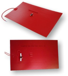 Bain Maire And Hot Plate Flexible Silicon Mat Heating Element